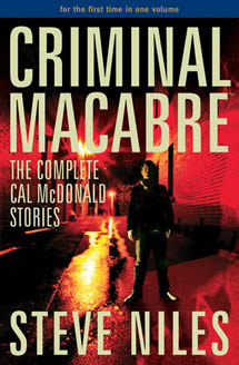 Cover for Criminal Macabre: complete