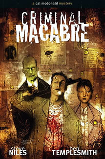 Cover for Criminal Macabre