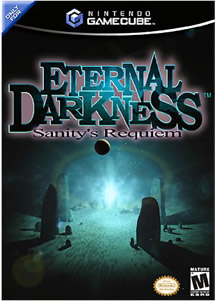 Cover art for Eternal Darkness