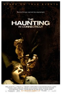 cover for a Haunting in Conneticut