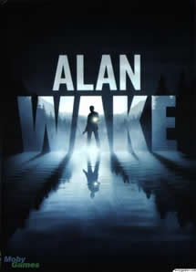 Cover for alan Wake