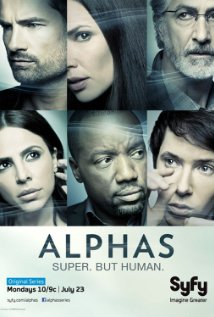 Cover art for Alphas
