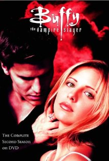 cover art of Buffy