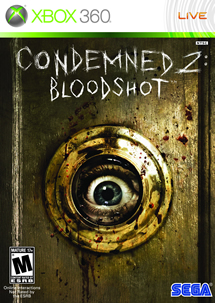 Cover art for condemened 2