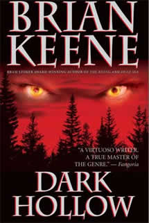 Cover for Dark Hallow