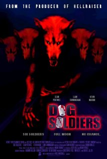 cover for Dog Soldiers