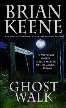 Cover for Ghost Walk