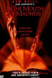 In the Mouth of Madness movie poster