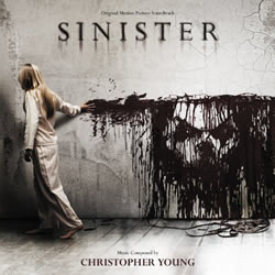 cover for SINISTER