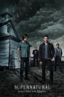 Cover for Supernatural