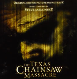 Cover for Texas chainsaw Massacre