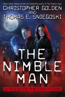Cover for the Nimble Man
