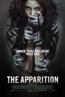 the_Apparition movie poster